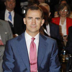 El Príncipe Felipe en el Georgetown Global Forum-Momento España