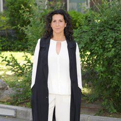 Elvira Mínguez en la presentación de 'Sin Identidad'