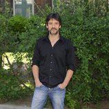 Antonio Hortelano en la presentación de 'Sin Identidad'