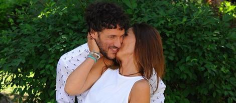 Daniel Grao y Lydia Bosch, muy cariñosos en la presentación de 'Sin Identidad'