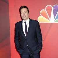 Jimmy Fallon en los Upfronts de la NBC 2014