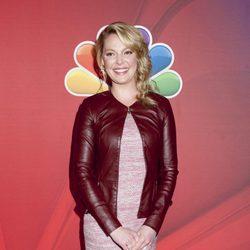 Katherine Heigl en los Upfronts de la NBC 2014