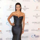 Eva Longoria en la Global Gift Gala 2014 de París
