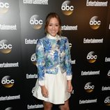 Chloe Bennet en los Upfronts de la ABC 2014