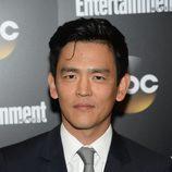 John Cho en los Upfronts de la ABC 2014