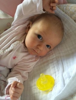 Hazel, hija de Emily Blunt y John Krasinski