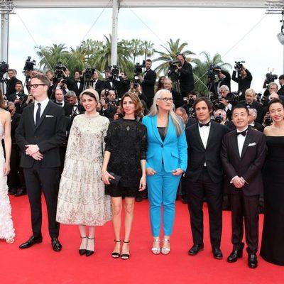 Sofía Coppola, Jane Campion, Nicolas Winding Refn y el resto del jurado del Festival de Cannes 2014