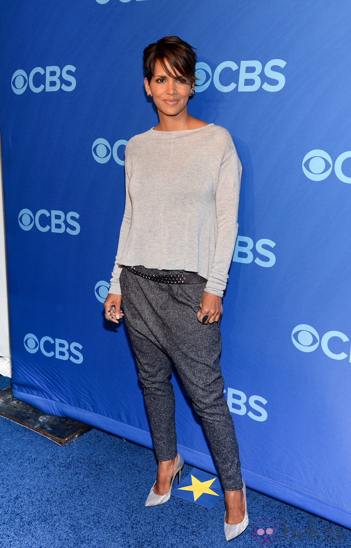 Halle Berry en los Upfronts de la CBS 2014