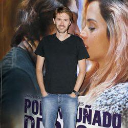 Manuel Velasco en el estreno de 'Por un puñado de besos' en Madrid