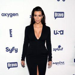 Kim Kardashian en los Upfronts de la NBC Universal 2014