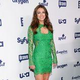 Elizabeth Hurley en los Upfronts de la NBC Universal 2014