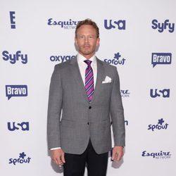 Ian Zierling en los Upfronts de la NBC Universal 2014