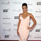 Eva Longoria en la Global Gift Gala de Cannes 2014