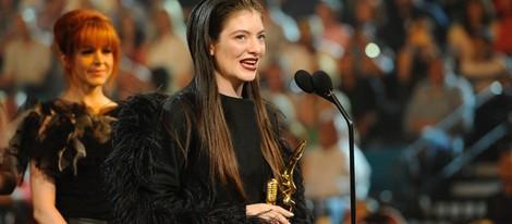 Lorde en los Billboard Music Awards 2014
