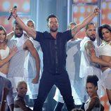 Ricky Martin en los billboard music Awards 2014