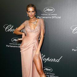Petra Nemcova en la fiesta Chopard del Festival de Cannes 2014