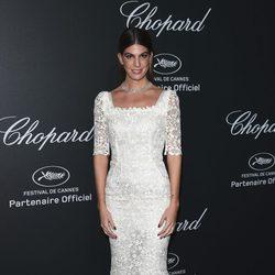 Bianca Brandolini en la fiesta Chopard del Festival de Cannes 2014
