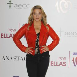 Anastacia presenta en Madrid su disco 'Resurrection'