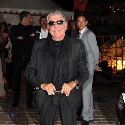 Roberto Cavalli ofrece una fiesta en su yate en Cannes 2014