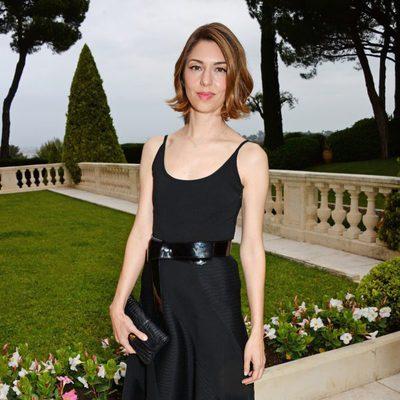 Sofía Coppola en la gala amfAR del Festival de Cannes 2014