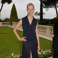 Karolina Kurkova en la gala amfAR del Festival de Cannes 2014