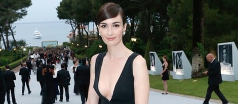 Paz Vega en la gala amfAR del Festival de Cannes 2014