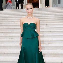 Natasha Poly en la gala amfAR del Festival de Cannes 2014