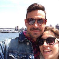 Leire Martínez y Jacobo Bustamante en Nueva York