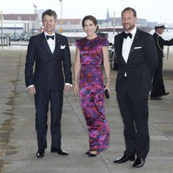 Federico y Mary de Dinamarca y Haakon de Noruega celebran los 200 años de la Constitución Noruega en Copenhague