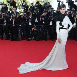 Paz Vega en la clausura del Festival de Cannes 2014