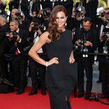 Claudia Vieira en el Festival de Cannes 2014