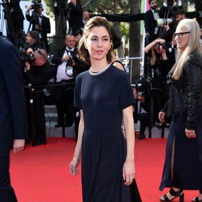 Sofia Coppola en la clausura dle Festival de Cannes 2014