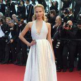 Natasha Poly en el Festival de Cannes de 2014