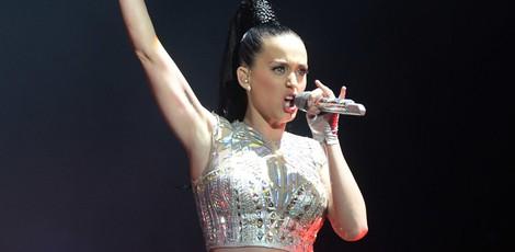 Katy Perry en el Radio 1's Big Weekend de la BBC 2014