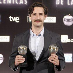 Juan Diego Botto en la entrega de los Premios Max 2014