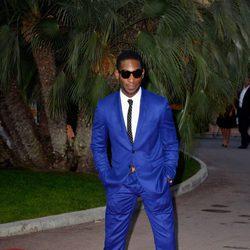 TInie Tempah en los World Music Awards 2014