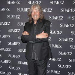 José Mercé en un concierto solidario organizado por la firma Suárez