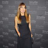Jacqueline de la Vega en el evento solidario 'Regalando sonrisas'