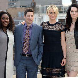 El reparto de 'Orange is the New Black' presentan la nueva temporada en Londres