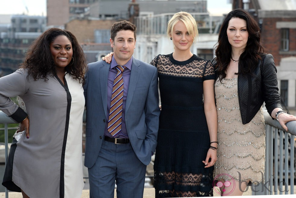 El reparto de 'Orange is the New Black' presentan la nueva temporada en Londres