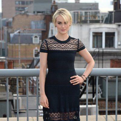 Taylor Schilling en la presentación de la nueva temporada de 'Orange is the New Black'