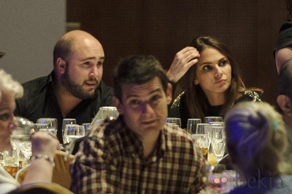 Kiko Rivera en el casino de Aranjuez