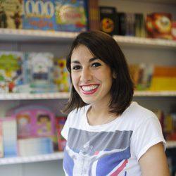 Alma Obregón en la Feria del Libro de Madrid 2014