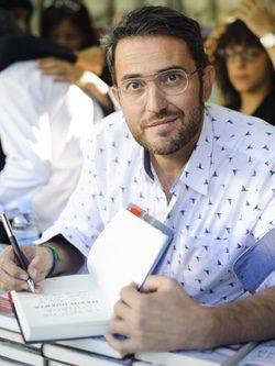Màxim Huerta en la Feria del Libro de Madrid 2014