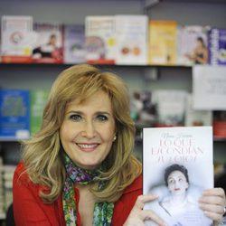 Nieves Herrero en la Feria del Libro de Madrid 2014