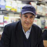 Federico Moccia en la Feria del Lobro de Madrid 2014