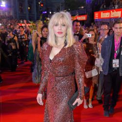 Courtney Love en la gala Life Ball 2014 de Viena.
