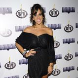 Anabel Pantoja en la fiesta final de 'Supervivientes 2014'