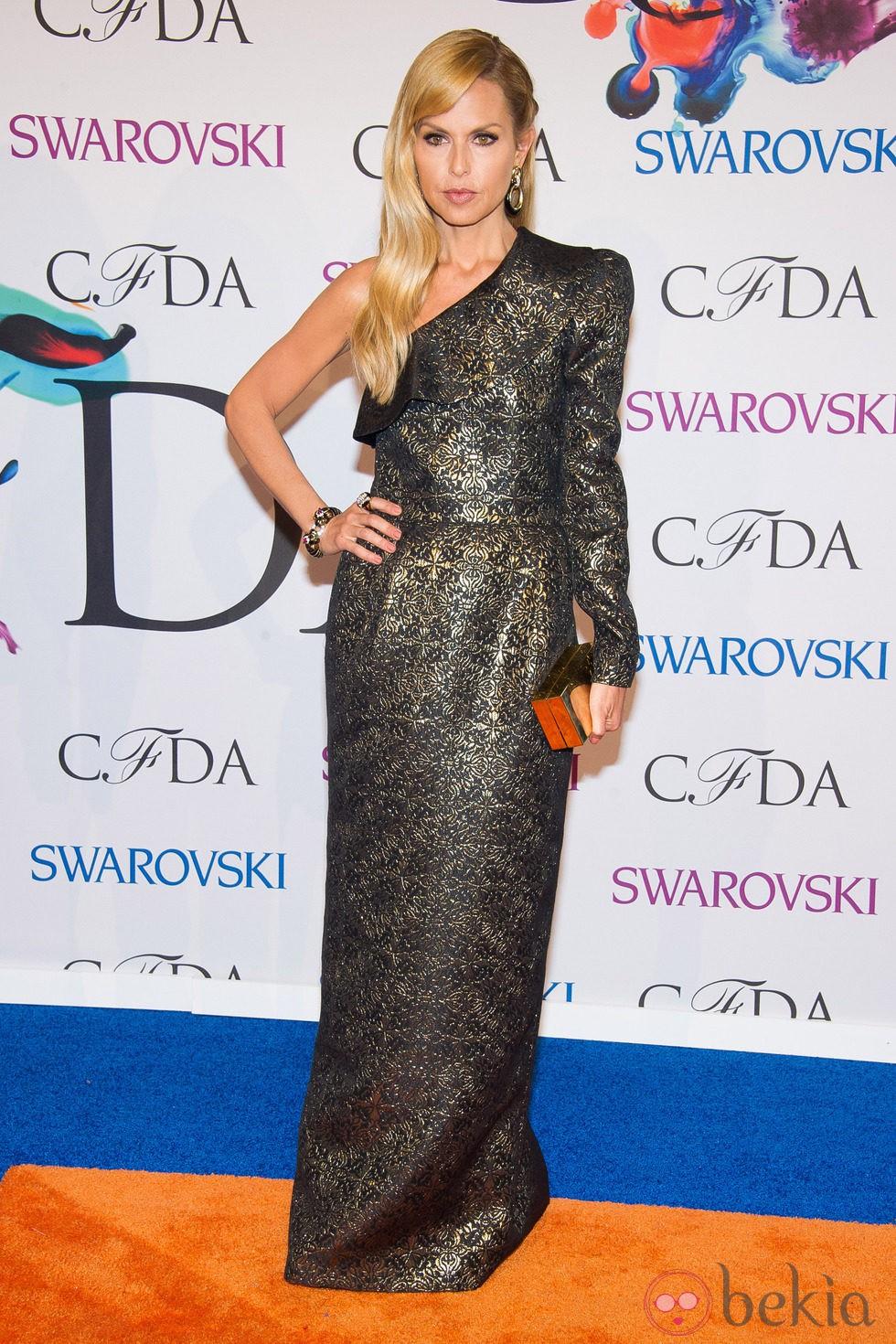 Rachel Zoe en los CFDA Fashion Awards 2014