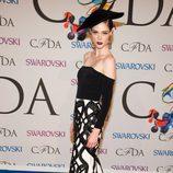 Coco Rocha en los CFDA Fashion Awards 2014
